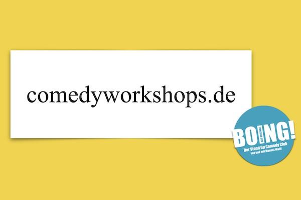 comedyworkshops -