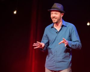 comedy-workshops leiter Manuel Wolff